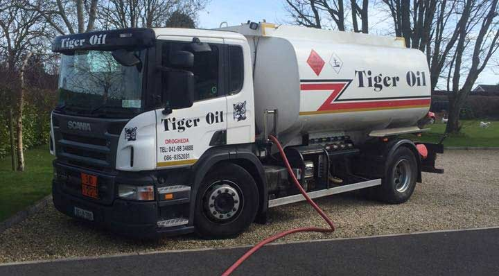 Tiger Oil Delivery Service